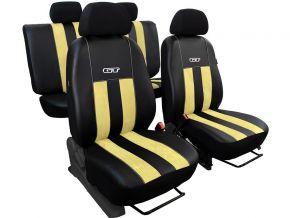 Housse de siège de voiture sur mesure Gt PEUGEOT 5008 II 7x1 (2017-2019)
