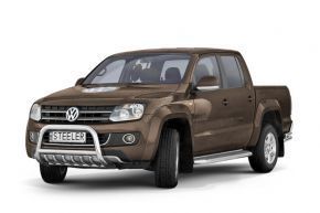Cadres avant Steeler pour Volkswagen Amarok 2009-2016 Modèle G