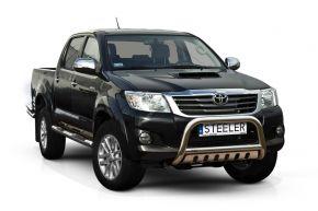Cadres avant Steeler pour Toyota Hilux 2005-2011-2015 Modèle S