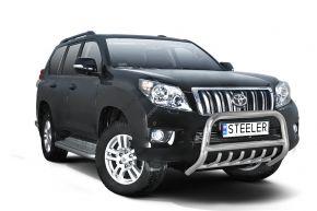Cadres avant Steeler pour Toyota Land Cruiser 150 2010-2013 Modèle G