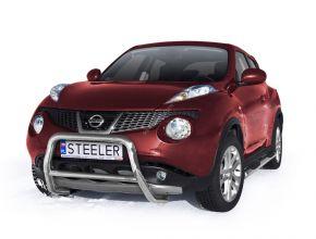 Cadres avant Steeler pour Nissan Juke 2010- up Modèle A
