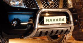 Cadres avant Steeler pour Nissan Navara 2010-2015 Modèle S