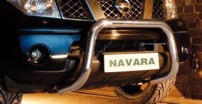 Cadres avant Steeler pour Nissan Navara 2010-2015 Modèle U