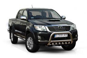 Cadres avant Steeler pour Toyota Hilux 2005-2011-2015 Modèle G