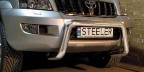 Cadres avant Steeler pour Toyota Land Cruiser 120 2003-2009 Modèle U