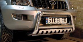 Cadres avant Steeler pour Toyota Land Cruiser 120 2003-2009 Modèle S