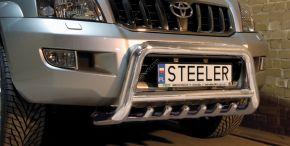 Cadres avant Steeler pour Toyota Land Cruiser 120 2003-2009 Modèle G