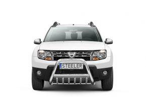 Cadres avant Steeler pour Dacia Duster 2010-2014-2018 Modèle G