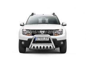 Cadres avant Steeler pour Dacia Duster 2010-2014-2018 Modèle S