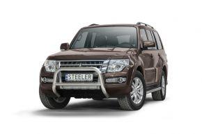 Cadres avant Steeler pour Mitsubishi Pajero 2007-2014 Modèle A