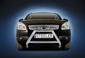 Cadres avant Steeler pour Nissan Qashqai 2007-2010 Modèle A