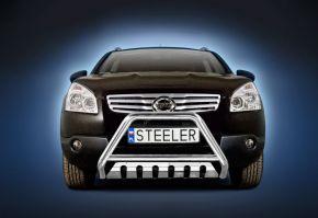 Cadres avant Steeler pour Nissan Qashqai 2007-2010 Modèle S