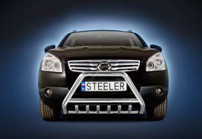 Cadres avant Steeler pour Nissan Qashqai 2007-2010 Modèle G