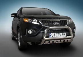 Cadres avant Steeler pour Kia Sorento 2010-2012 Modèle S