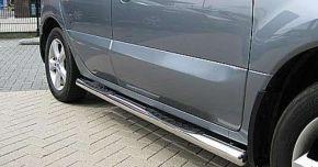 Cadres latéraux pour voiture Kia Sportage 2004-2009