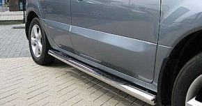 Cadres latéraux pour voiture Mitsubishi ASX 2010-up