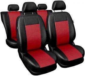 Housse de siège universelle Comfort rouge