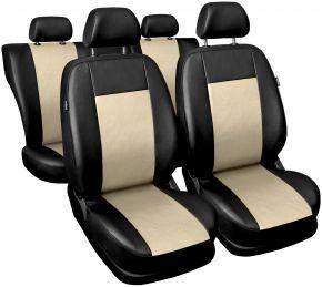 Housse de siège universelle Comfort beige