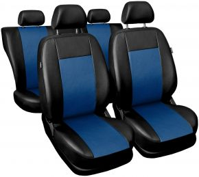 Housse de siège universelle Comfort bleu
