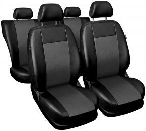Housse de siège universelle Comfort gris