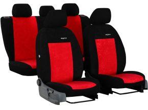 Housse de siège de voiture sur mesure Elegance AUDI Q7 (2015-2017)