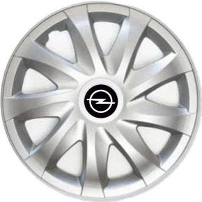 """Enjoliveurs pour Opel 14"""" Draco, 4 pcs"""