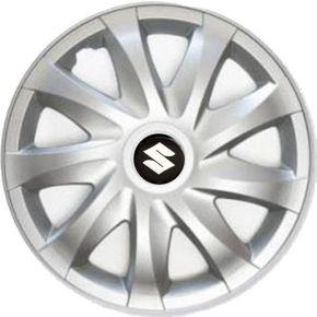 """Enjoliveurs pour Suzuki 15"""" Draco, 4 pcs"""