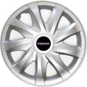 """Enjoliveurs pour Volvo 14"""" Draco, 4 pcs"""