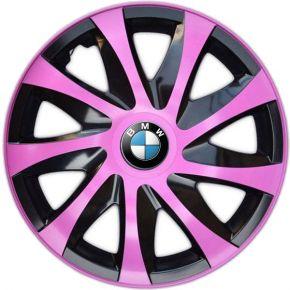 """Enjoliveurs pour BMW 15"""", DRACO ROSES 4 pcs"""