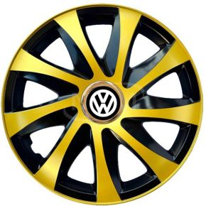 "Enjoliveurs pour VOLKSWAGEN 15"", DRIFT EXTRA or 4pcs"