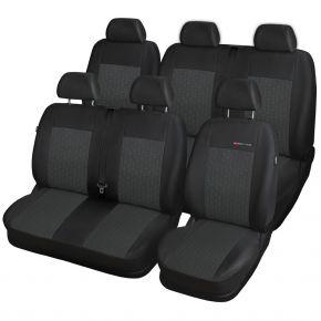 Housse de siège auto pour VW T-4 ans 1994-2003 (6 personnes)
