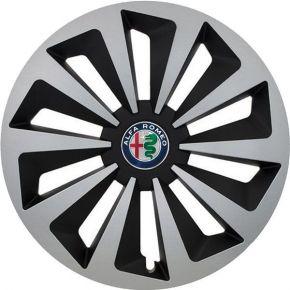 "Puklice pre Alfa Romeo 14"", Fox, 4 ks"