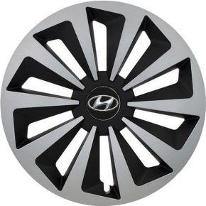 """Enjoliveurs pour Hyundai 14"""", Fox, 4 pcs"""