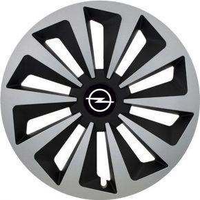 """Enjoliveurs pour Opel 14"""", Fox, 4 pcs"""