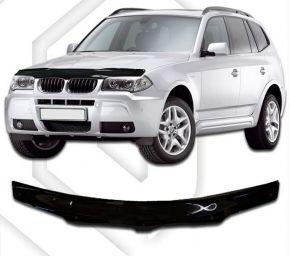 Déflecteurs de capot pour BMW X3 E83 2003-2010