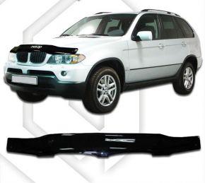 Déflecteurs de capot pour BMW X5 E53 facelift 2004-2007