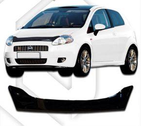 Déflecteurs de capot pour FIAT Punto 2008-up
