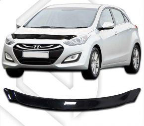 Déflecteurs de capot pour HYUNDAI i30 hatchback 2012–up