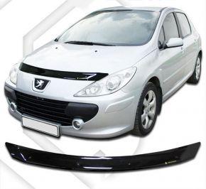 Déflecteurs de capot pour PEUGEOT 307 hatchback 2005-2009