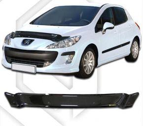 Déflecteurs de capot pour PEUGEOT 308 hatchback 2009-2011