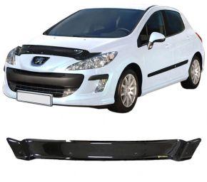 Déflecteurs de capot pour PEUGEOT 308 hatchback 2011–2014