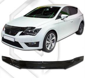 Déflecteurs de capot pour SEAT Leon 2012–up