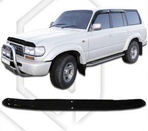 Déflecteurs de capot pour TOYOTA Land Cruiser 80 1989-1998