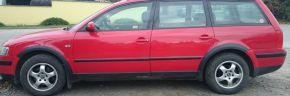 Extension d'ailes pour VOLKSWAGEN VW PASSAT B5 SEDAN FACELIFT 2000-2005