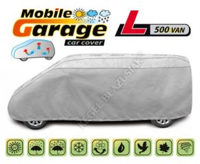 Toile pour voiture MOBILE GARAGE L500 van Renault Trafic III od 2014 470-490 cm