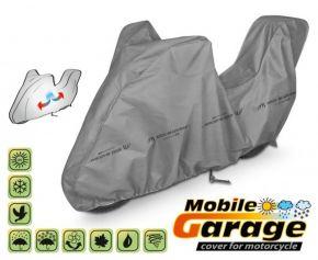 Toile pour moto MOBILE GARAGE 215-240 cm + coffre voiture