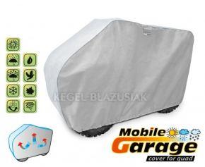 Toile na quadricycle á moteur MOBILE GARAGE 180-215 cm + coffre voiture