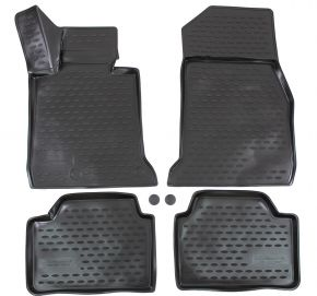 Tapis de voiture BMW 1-serie (F20)  2011-up  4 pcs