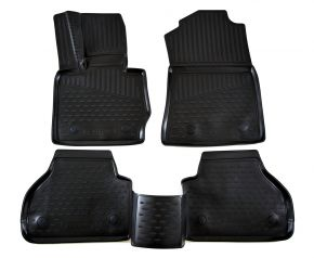 Tapis de voiture BMW 1 Series (E87) 2004-2011  4pcs