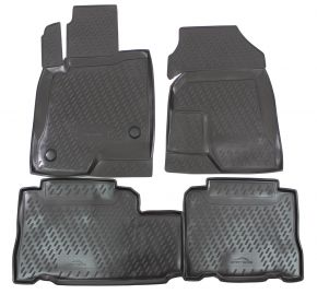 Tapis de voiture CHEVROLET Captiva 06/2007 4 pcs